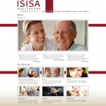 Web Design for ISISA