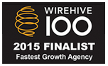 Wirehive Top 100 Badge