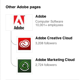 Adobe Showcase Pages