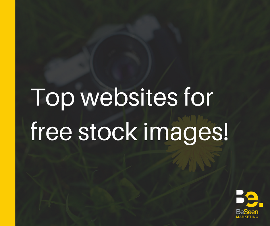 Top websites for free stock images